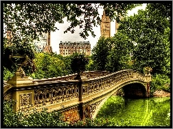 Central Park, Most